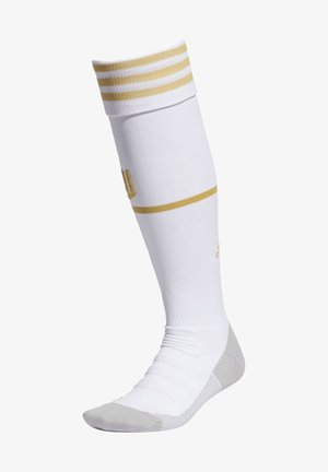 JUVENTUS SO KNEE - Sports socks - white