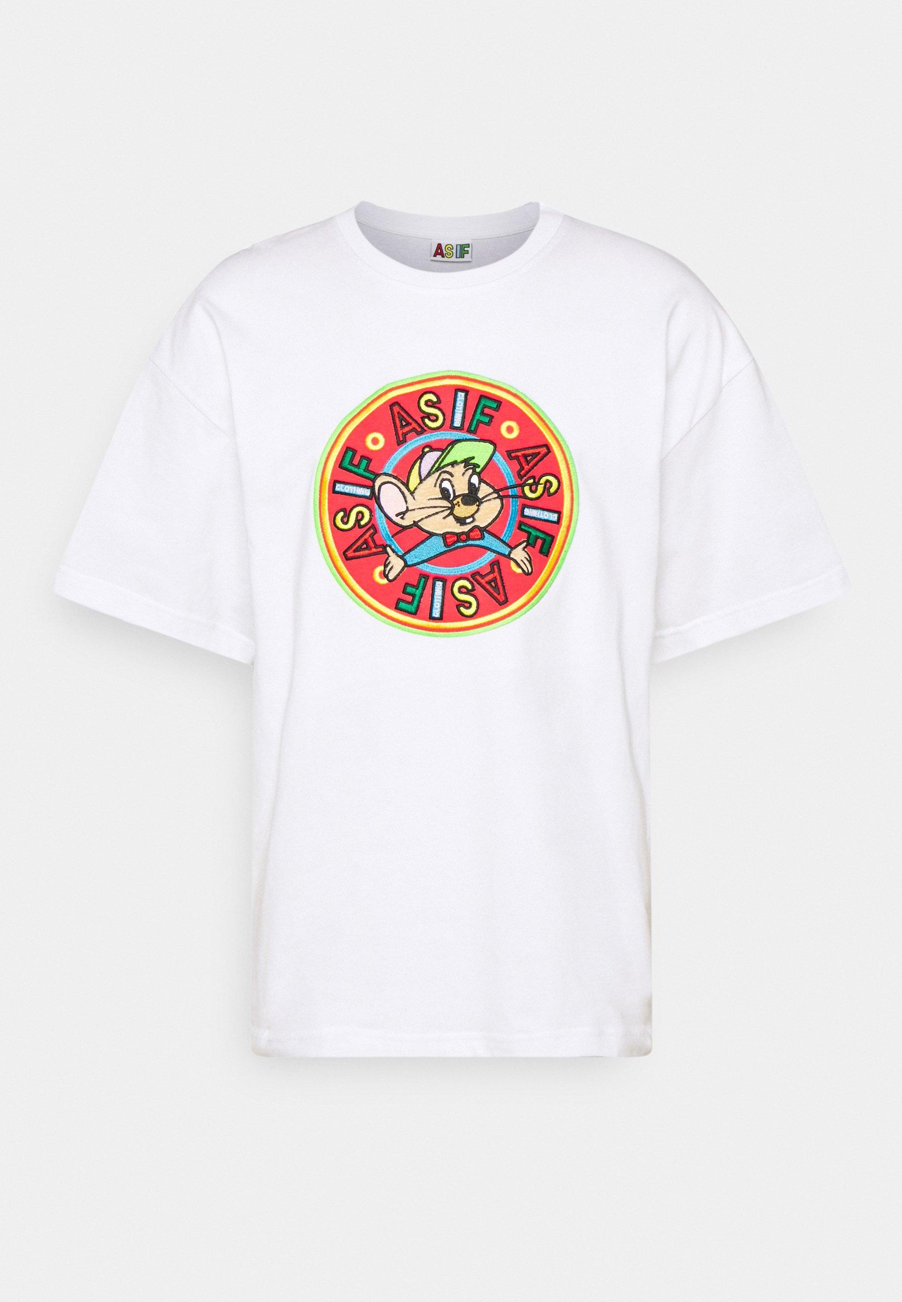 Damen RIZZO MOUSE UNISEX - T-Shirt print
