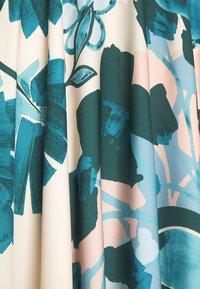 Esprit Collection - PRINT DRESS - Maxi dress - cream beige - 2