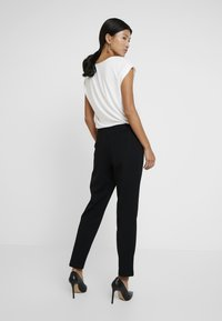 s.Oliver - SMART - Trousers - black - 2