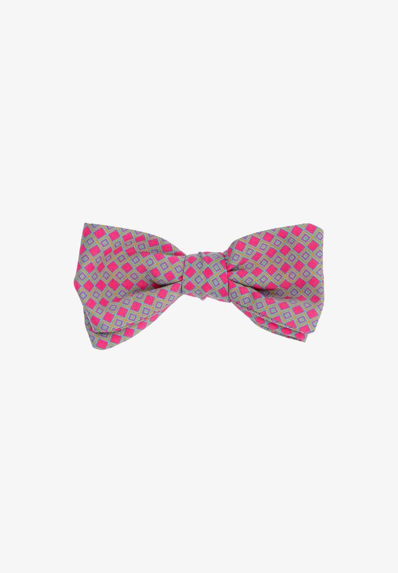Hans Hermann - GENTLEMAN - Bow tie - pink/gold