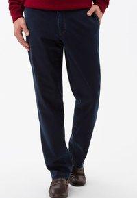 BRAX - STYLE JIM - Straight leg jeans - blue - 0
