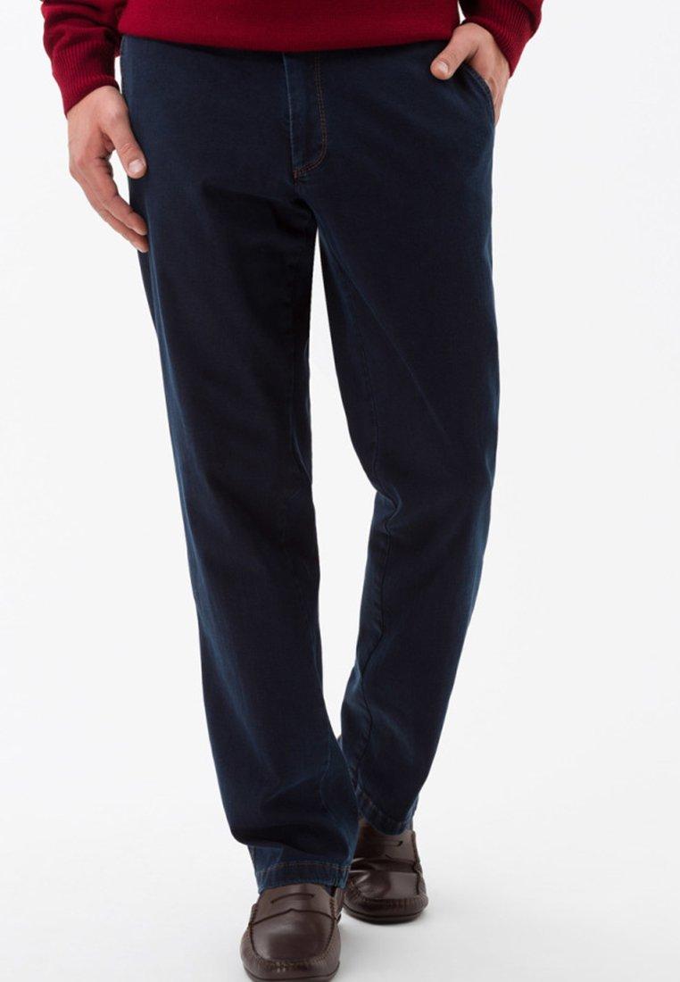 BRAX - STYLE JIM - Straight leg jeans - blue