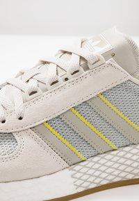 adidas Originals - MARATHON TECH  - Trainers - raw white/sesame/bright yellow - 2