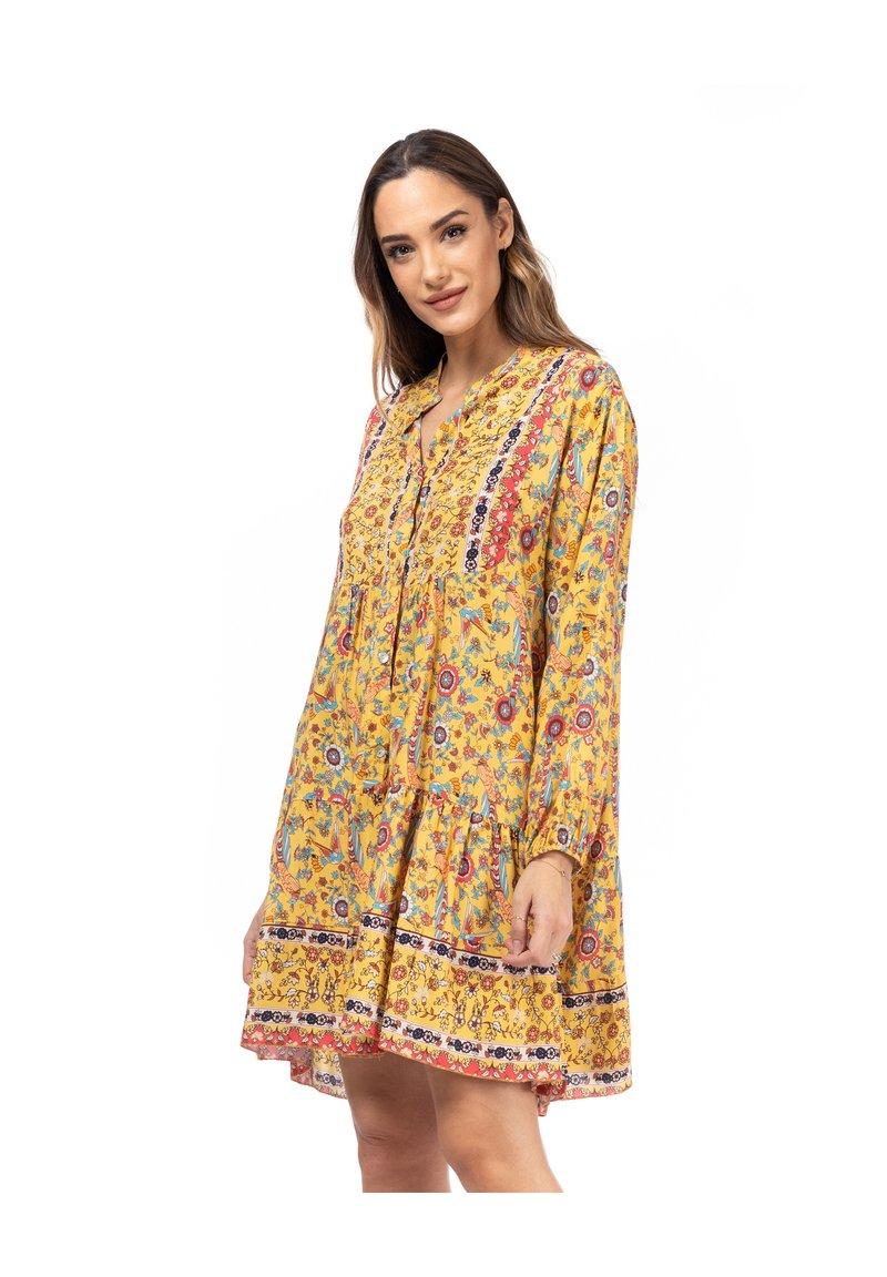 Tantra - Day dress - amarillo