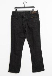 Wrangler - Straight leg jeans - black - 1