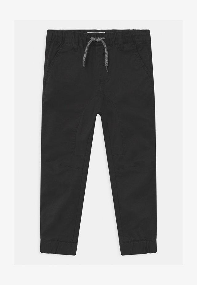 LOGAN CUFFED - Kalhoty - vintage black