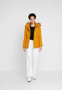 Esprit - JACKET - Vinterjakke - amber yellow - 1
