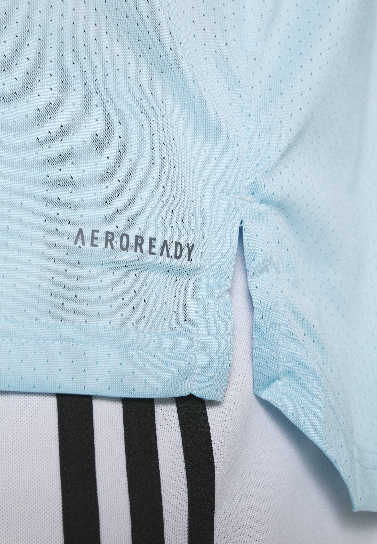 Adidas Performance Ajax Amsterdam Aeroready Football - Klubbklær Iceblu