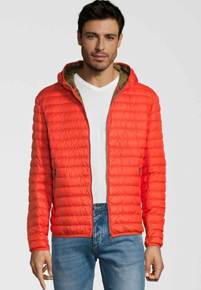 Down jacket - orange
