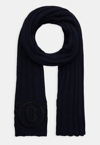 Scarf - blue navy