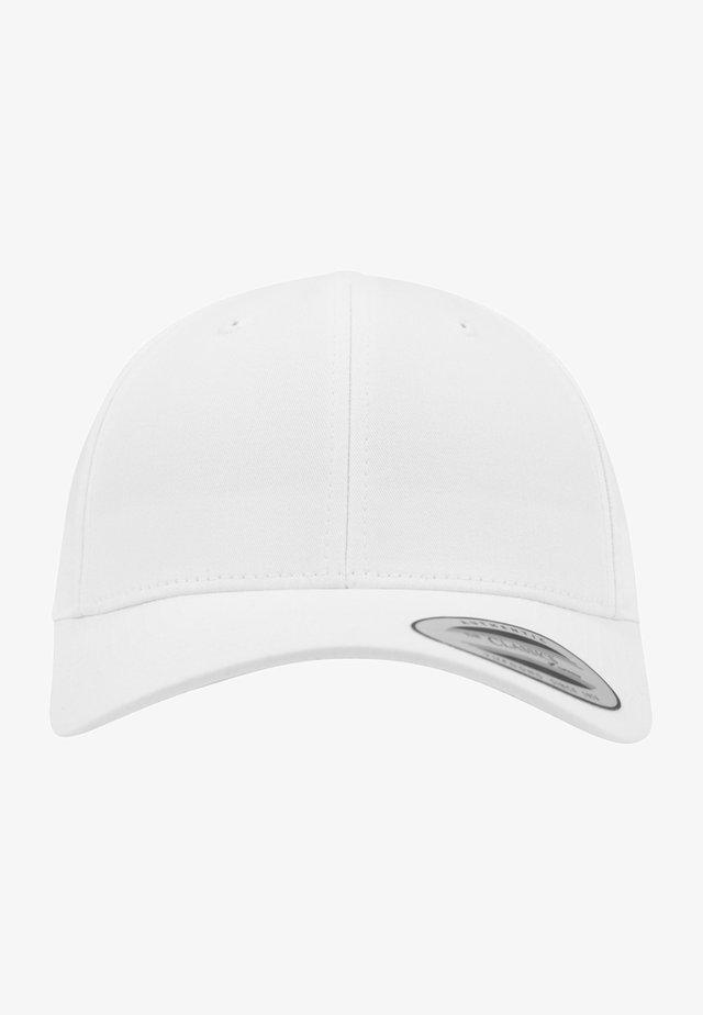 CURVED CLASSIC SNAPBACK - Casquette - white