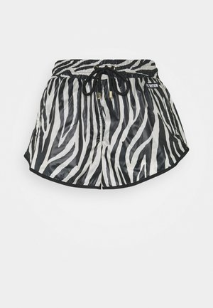 CROSS OVER - Sports shorts - black