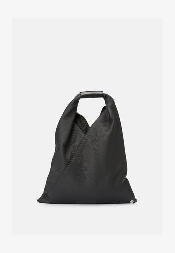JAPANESE BAG SMALL - Tote bag - black