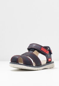 Kickers - PEPSTER - Sandály - marine/rouge - 2