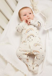 Next - 2 PACK - Sleep suit - lilac - 0