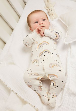 2 PACK - Sleep suit - lilac