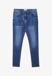 PULL&BEAR - Jeans Skinny Fit - blue-grey - 5