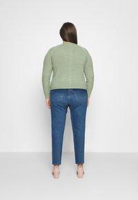 Levi's® Plus - 724 PL HR STRAIGHT - Straight leg jeans - rio frost plus - 2