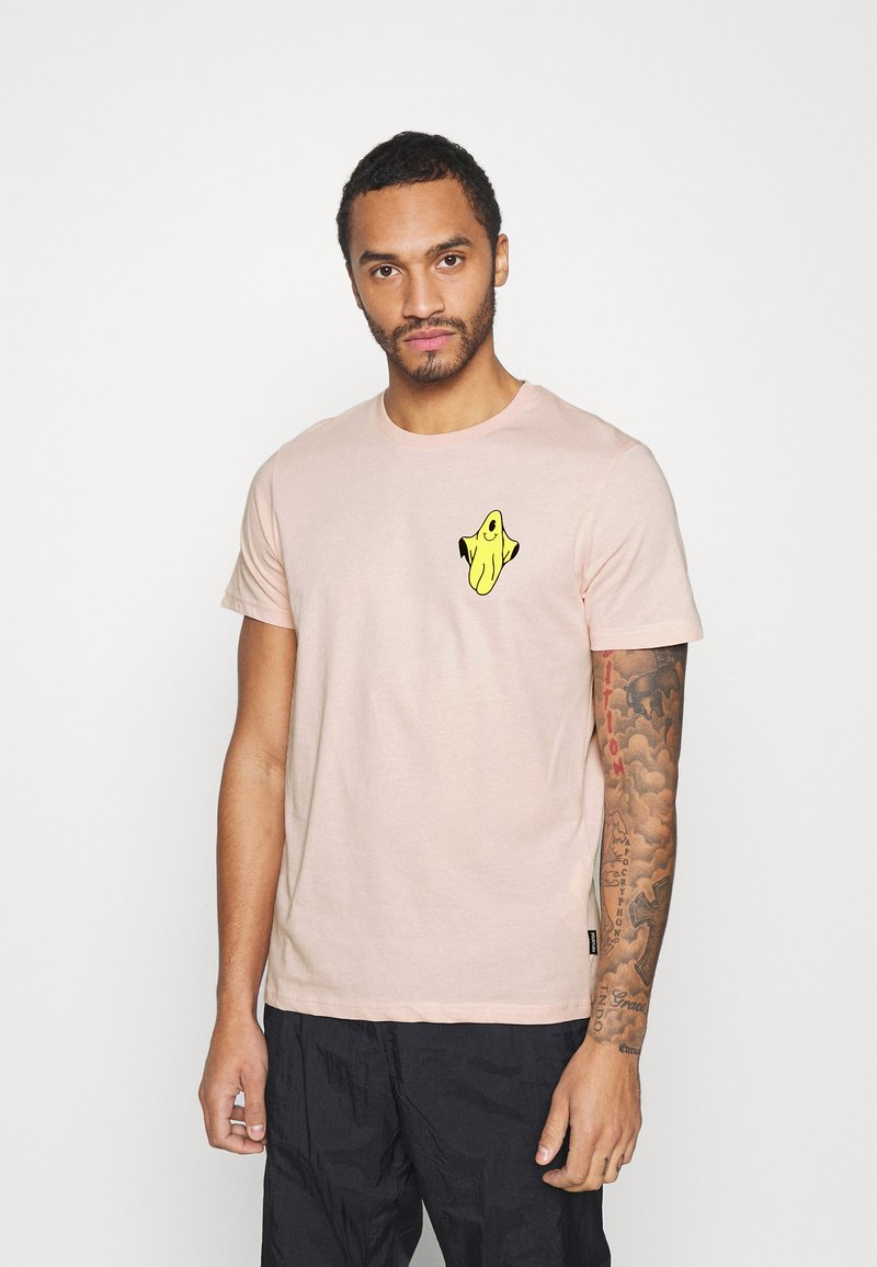 YOURTURN - UNISEX - T-shirt med print - pink