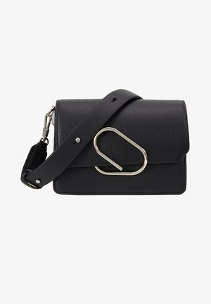 ALIX MINI SHOULDER BAG - Across body bag - black