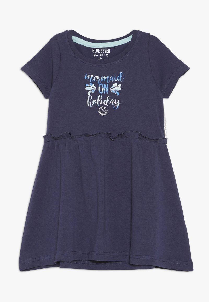 Blue Seven - Jerseyjurk - dunkelk blau