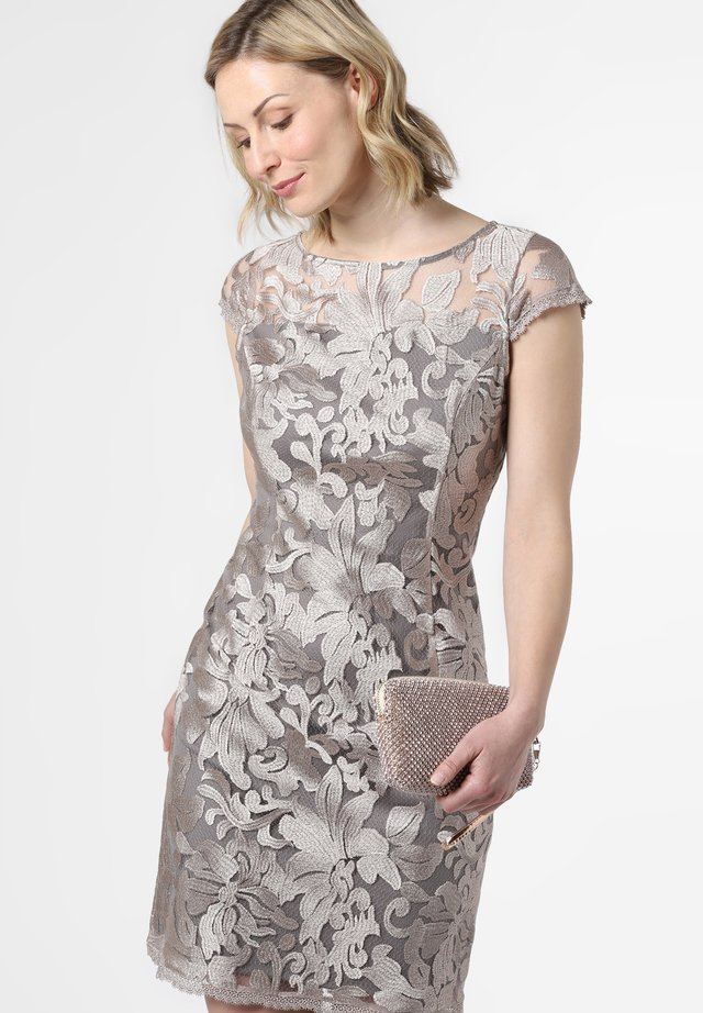 Cocktail dress / Party dress - taupe