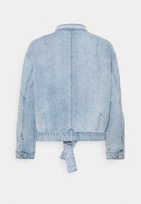 ONLY - ONLANIKA LIFE  - Denim jacket - light blue denim - 1
