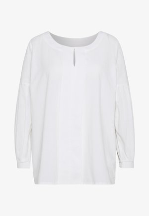 BENETTA BLOUSE - Blouse - white