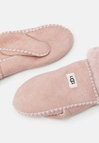 UGG - MITTEN WITH STITCH UNISEX - Palčáky - pink cloud