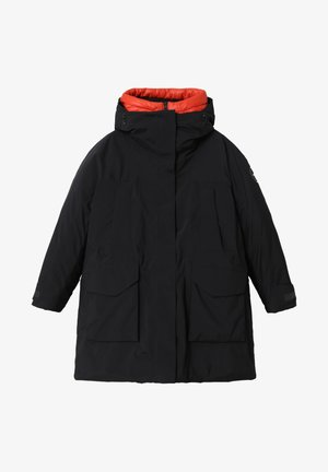 FAHRENHEIT - Winter coat - black 041