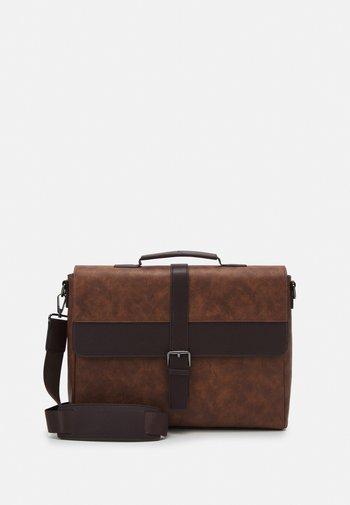 CEDRO - Briefcase -  dark brown