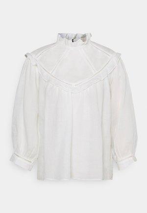 DECO - Long sleeved top - cloud dancer