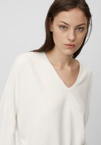 Marc O'Polo - Long sleeved top - white - 4