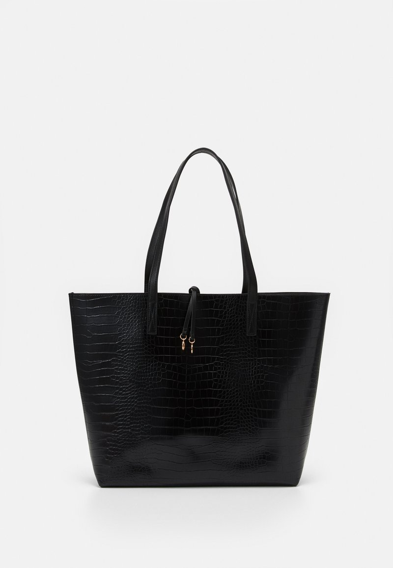 River Island - CLEAN TOTE - Tote bag - black