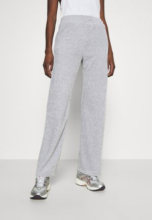 SWETA - Tracksuit bottoms - light grey mel