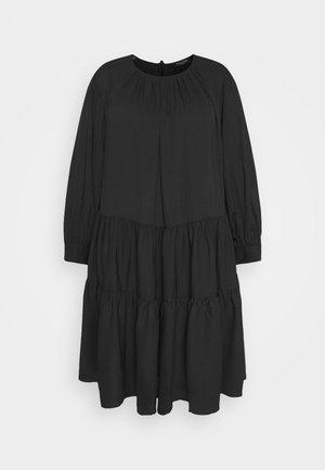 SLFMAYA SHORT DRESS - Day dress - black