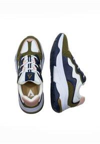 ASFVLT - ONSET - Sneakers basse - army/nav.p - 1