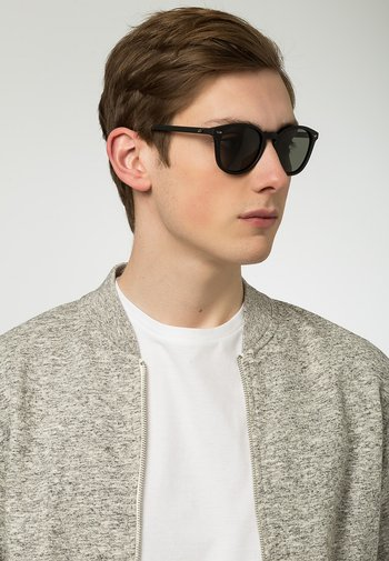 BANDWAGON - Sunglasses - black rubber