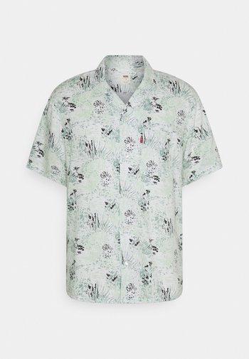 CUBANO - Shirt - landscape camo grey ore