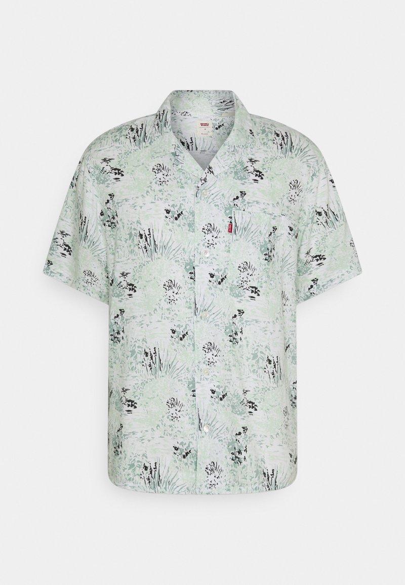 Levi's® - CUBANO SHIRT - Shirt - landscape camo grey ore