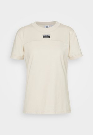TEE - T-shirt print - beige