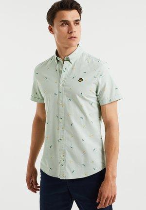 Overhemd - light green