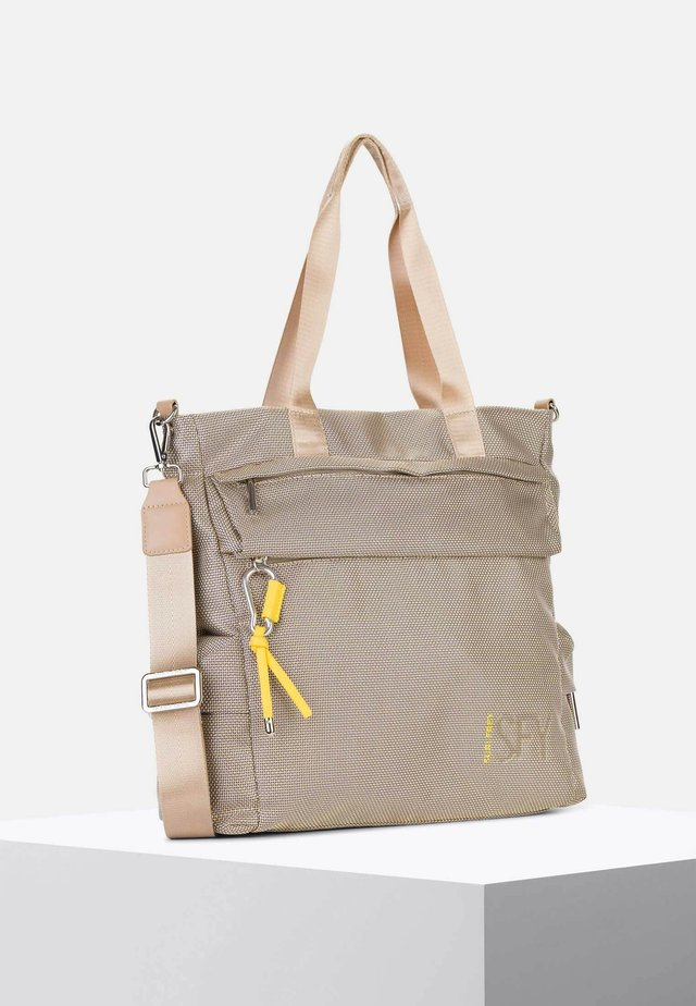 MARRY - Shopping bag - sand