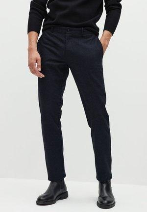 BREST - Trousers - šedá