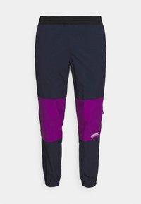 adidas Originals - WOVEN PANTS - Pantaloni sportivi - legend ink/glory purple - 4