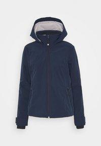 Hollister Co. - Light jacket - navy - 4