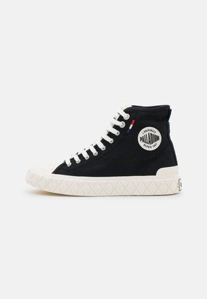 MID UNISEX - High-top trainers - black