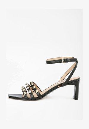 SELENE  - Sandales - schwarz