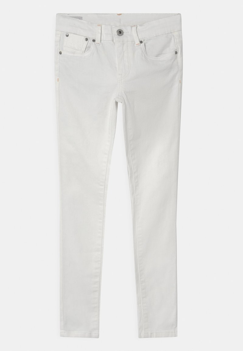 Pepe Jeans - PIXLETTE - Jeans Skinny Fit - white denim